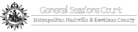 Court Schedule | General Sessions Court of Metropolitan