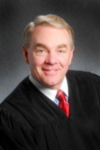 Judge John Aaron Holt